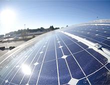 太陽光発電設備事業
