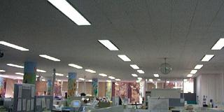 LED照明機器取付工事