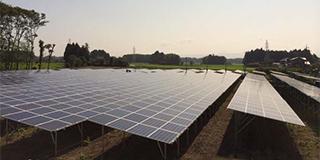 太陽光発電設備建設工事